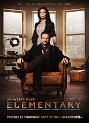 Elementary 1x01 Sub Español Online