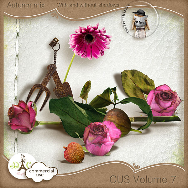 Véro - MAJ 02/03/17 - Spring has sprung ...  - $1 per pack  - Page 3 Preview_cuvol7_vero-3715a53