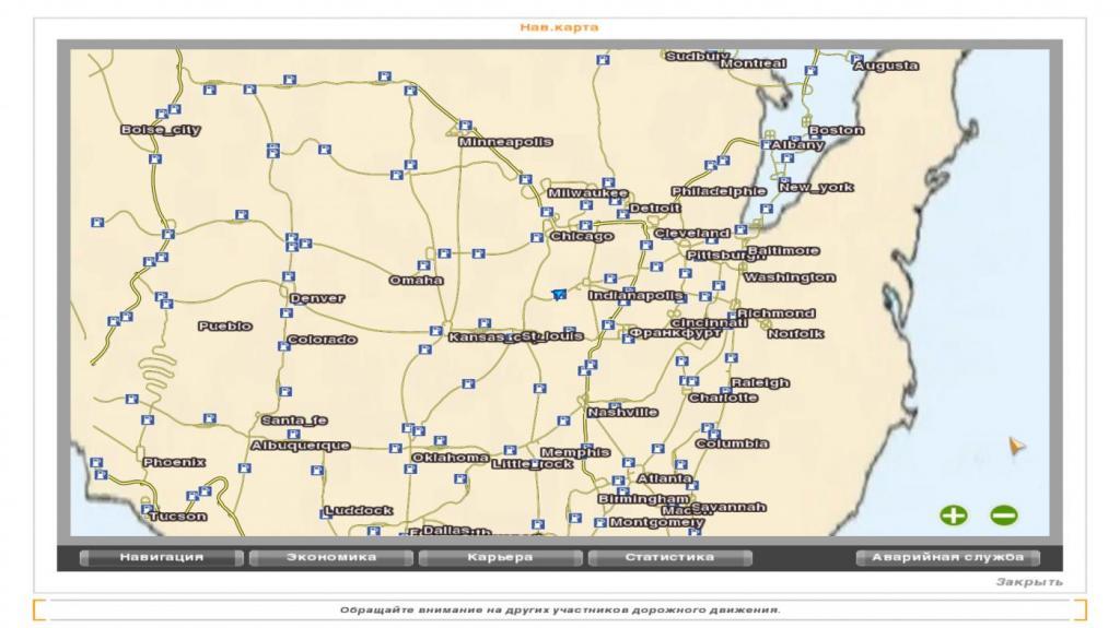 gts mapa polski by michcio18