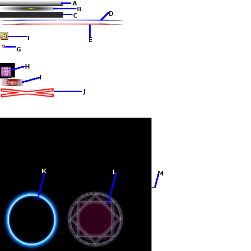 *[Tuto Danmakufu v0.12] N°2: Changer les graphismes de base (sprites, cadres, bullets et autre) System-392fadb