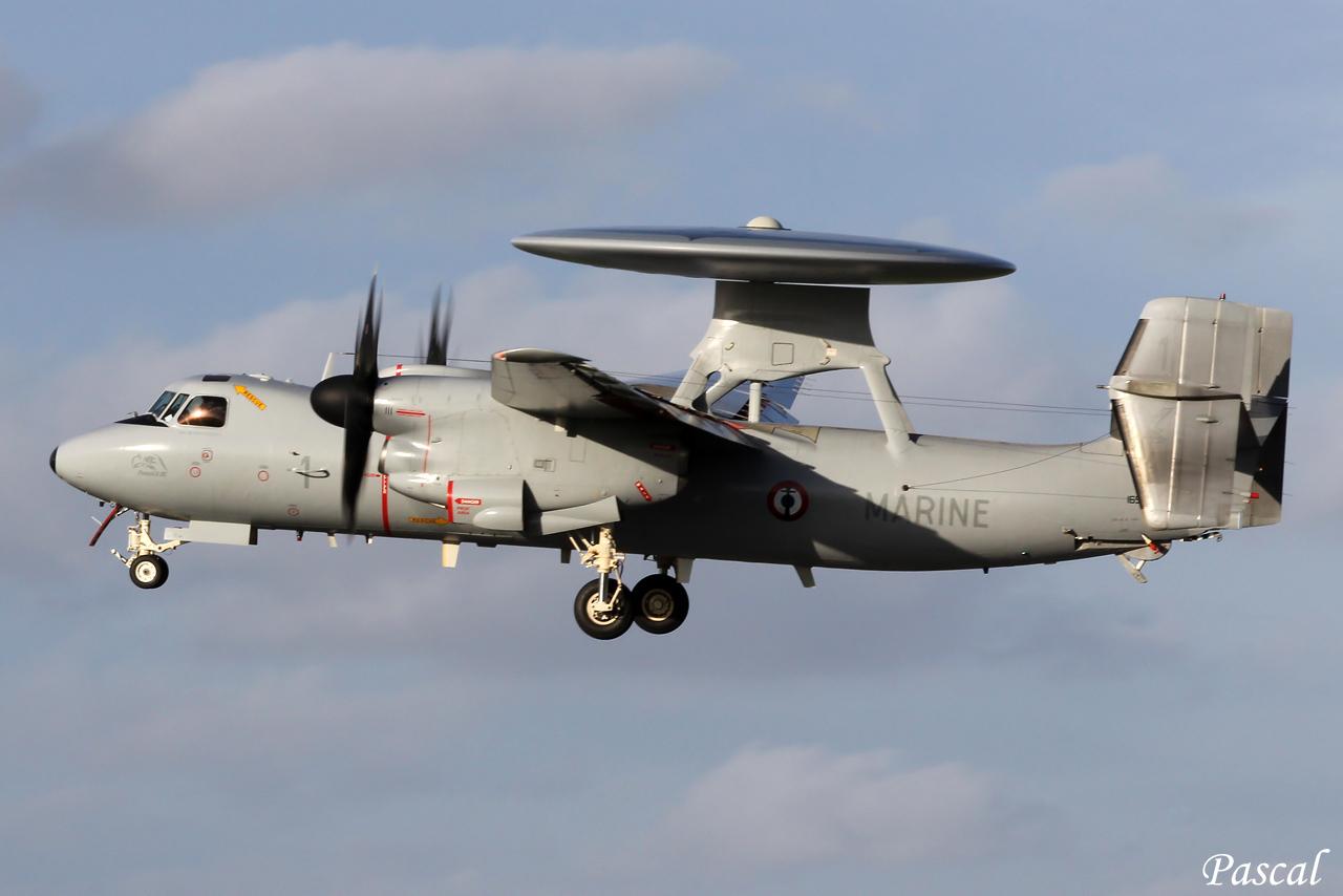 Grumman Hawkeye EC-2 Marine Nationale le 22.11.12 Hok-3-copie-39c7e51